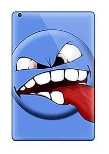 New Style AmandaMichaelFazio Hard Case Cover For Ipad Mini/mini 2- Funny Tongue Out
