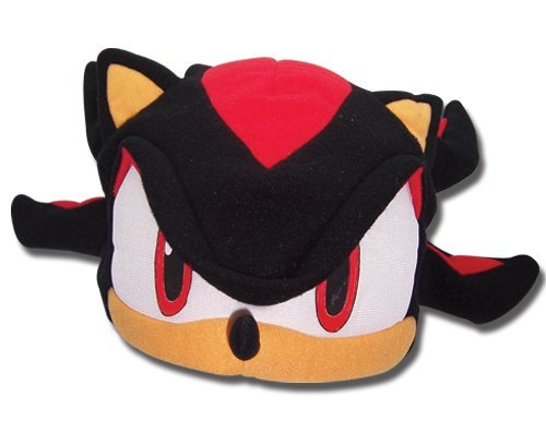 Shadow Sonic Costume (Great Eastern Sonic the Hedgehog Series: Shadow Fleece Cap)