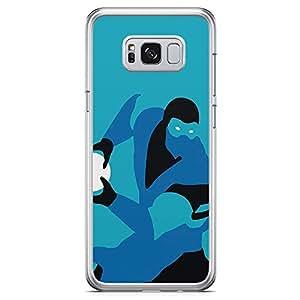 Loud Universe Mortal Kombat Character Art Samsung S8 Plus Case
