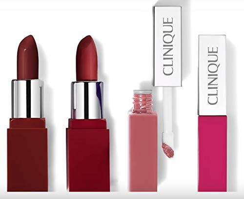 - Clinique Pop Lip Sampler Gift Set