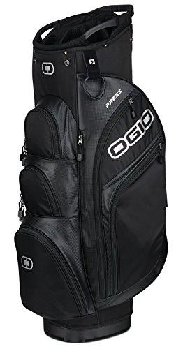 OGIO 2018 Press Cart Bag, Black