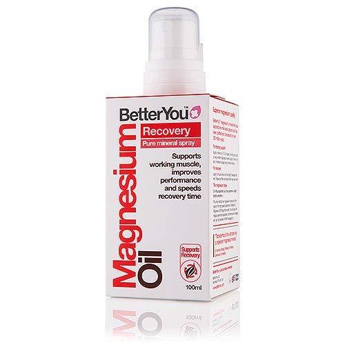 BetterYou Magnesium Oil Sport Spray, 100ML Bottle Review