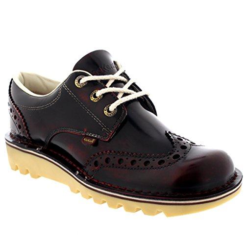 Mens Kickers Legendry Suede Lace Up Ankle High Work Office Smart Shoes Black ikbk0O8Y