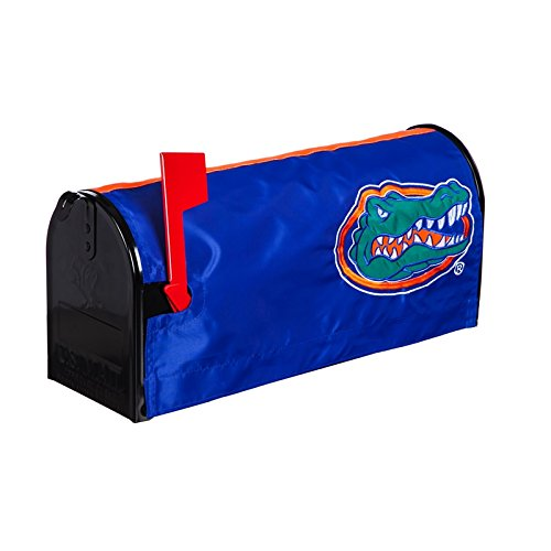 Ashley Gifts Customizable Embroidered Applique Fabric NACC Mailbox Cover, University of -