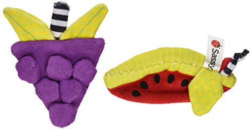 Sassy Terry Teethers 2 Count product image
