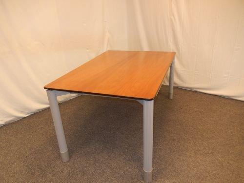 Mesa de escritorio, la mitad de la de trapecio 160 x 80/100 cm ...