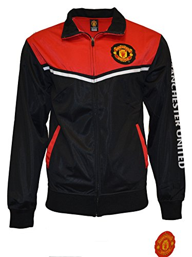 manchester-united-jacket-track-soccer-adult-sizes-soccer-football-official-merchandise-j0f02-black-m