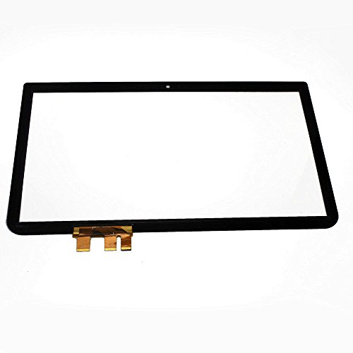 LCDOLED 15.6'' For Toshiba Satellite P55t-A5202 Touch Screen Digitizer Glass Replacement by LCDOLED
