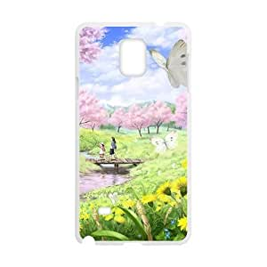 Attractive Spring Outing Season White Phone For Iphone 4/4S Case Cover