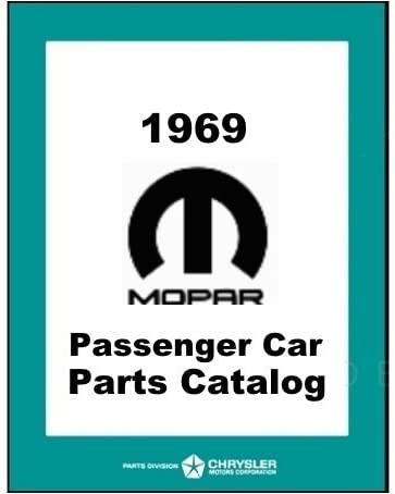 dodge parts diagram amazon com illustratedfactory parts manual for 1969 plymouth  parts manual for 1969 plymouth