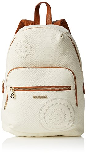 Desigual Women's Lima Calypso Bag - _Snow White - One Size