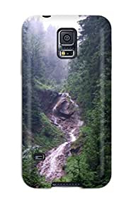 ZippyDoritEduard Galaxy S5 Well-designed Hard Case Cover Waterfall Protector