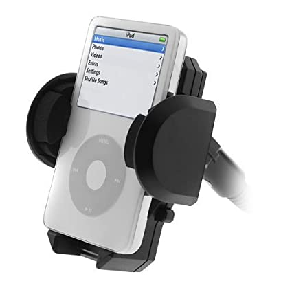Amazon.com: Unviersal Car Windshield Mount Holder for Apple iPod ...