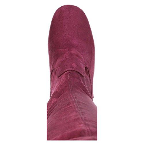 ... Carlos Santana Kvinners Rumer Boot, Malbec, (7 M Oss, ...