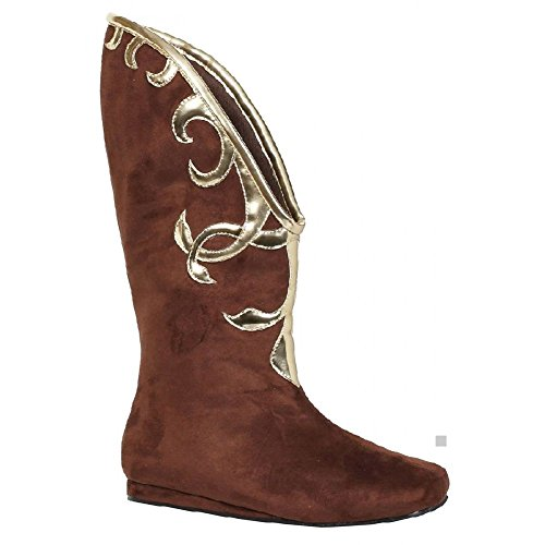 (Princess Leia Slave Costume Boots Adult Cosplay Shoes Fancy)