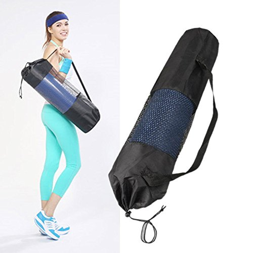 TreadLife Fitness Yoga Mat Bag - With Adjustable Arm Strap