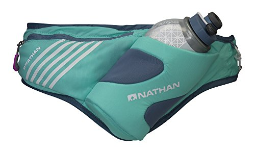 Nathan Peak Insulated Waist Pack, Cockatoo, One Size (Best Running Hydration Belt Reviews)