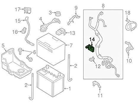 Amazon Com Nissan Holder Fusible Automotive