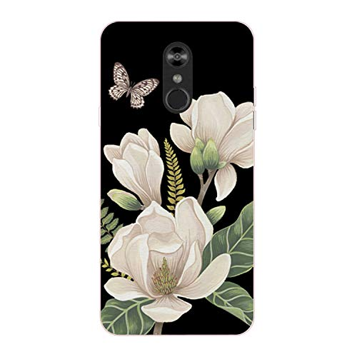 4 Case Silicon Popular Flowers Painting Soft TPU Back Cover 2018 Protect Phone Cases Shell,and -