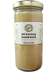 RTB's Organic Oil Pulling Mouthwash: Therapeutic Botanically...