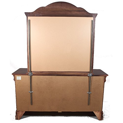 Recliner-Handles Garrett Mirror Supports 48 Inch. 100% Made in USA Mirror Supports on The Market.