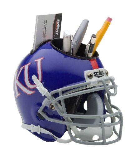 Kansas Jayhawks Helmet - 1