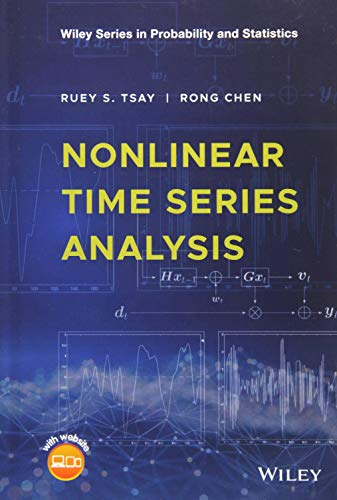 (Nonlinear Time Series Analysis (Wiley Series in Probability and)