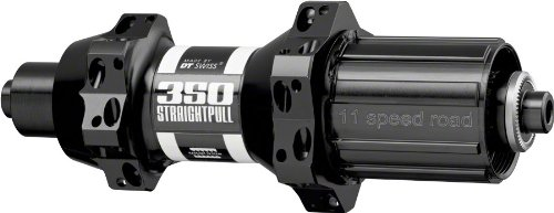 Dt Swiss Rear DT 350S ST-Pull RD Shi Hub, 28 x 130 x 5mm, Black by DT Swiss (Image #1)