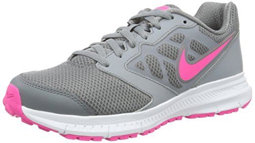 Nike Wmns Downshifter 6, Scarpe da Corsa Donna Multicolore (Stealth/Pink Blast-cool Grey-white)