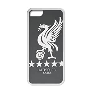 KORSE Liverpool F.C. Cell Phone Case for Iphone 5C