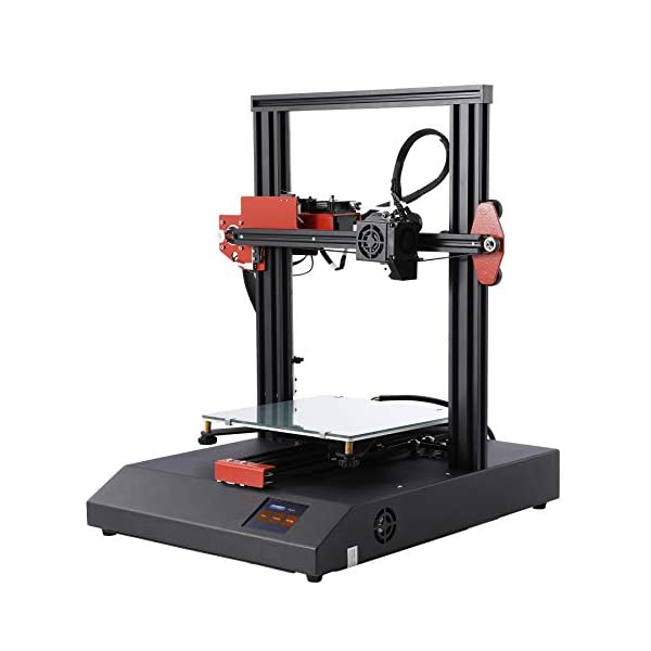 Orion Motor Tech Auto-Leveling 3D Printer with Resume Printing Function, 2.8-Inch Sensitive Touch Screen, and Filament Detection, Stable Structure Sealed Metal Plates 220x220x250mm