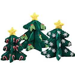 Christmas Trees Crochet Pattern