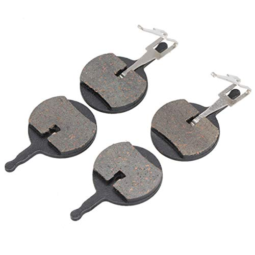 Autoway Bike Brake Pads for Shimano Sram Avid Bicycle Disc Brake B01S M315 M395 M415 M446 Saint ZEE SLX XT XTR M785 M810 M820 M985 Avid ELIXI E1 E3 E5 E7 E9 Pads Less Noise