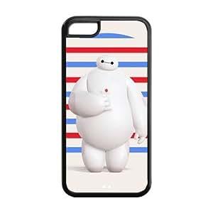 Funda TPU personalizadas para iPhone 5C - tiarrdón Baymax 6