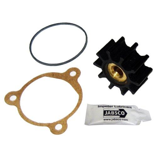 10 Impeller (Jabsco 9200-0023-P Marine Replacement Impeller (Nitrile, F Silhouette, 3/4