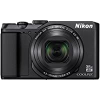 NIKON COOLPIX A900(Black)- International Version (No Warranty)