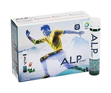 ALP SPORT multivitaminas 14x25 ampollas nutrición deportiva liquido con vitaminas minerales magnesio
