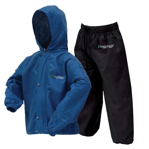 Frogg Toggs Classic Pollywogg Kids Rain Suit