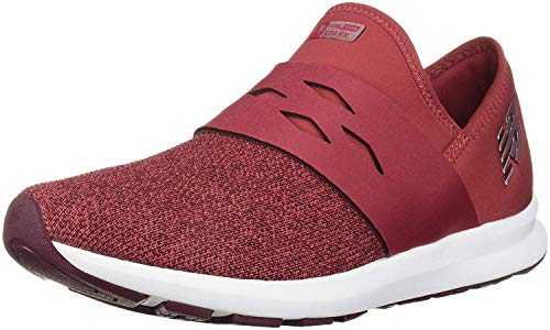 New Balance Women's SPK V1 FuelCore Cross Trainer, red, 9 B US