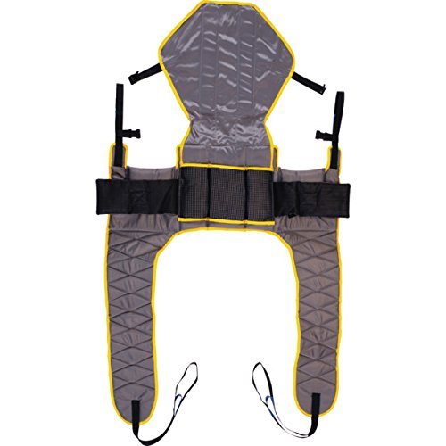 ITEM#673933 Hoyer Professional Access Sling With Head Support Medium
