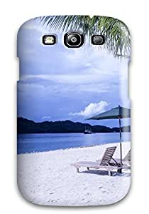 Tpu Fashionable Design Vocation Rugged Case Cover For Galaxy S3 New