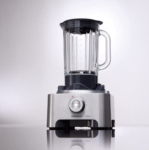 Kenwood FPM810 3.5 Litre 1000 Watt Multi-Pro Sense Food Processor, with Scales - Brushed Metal: Amazon.es: Hogar