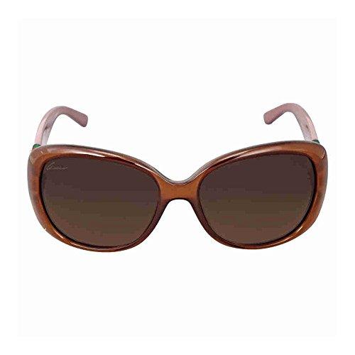 368ebdb38f5 Gucci 3644S 0YF Hazelnut Mauve 3644S Butterfly Sunglasses Lens Category 3