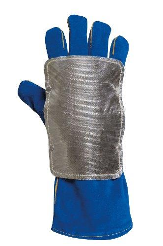 Hobart 770712 Aluminized Back Hand Pad (Welding Gloves Purpose)