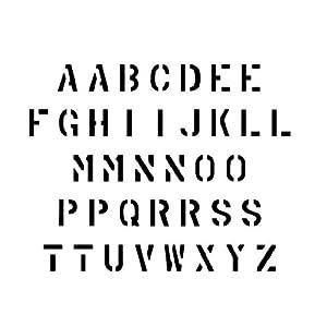 Usmc Stencil Lettering Amazon.com: Military A...