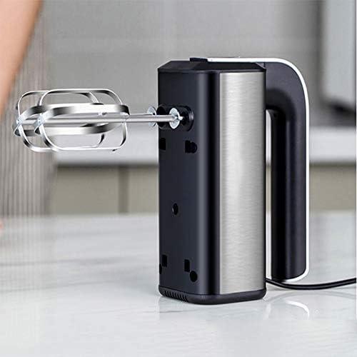 POOPFIY Professionale 500W Mano elettrica del Miscelatore 7 velocità Mixer Includere Beaters e la Pasta Ganci