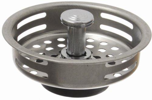 Universal Drain 30051 Kitchen Sink Strainer Basket (American Standard Strainer Sink)