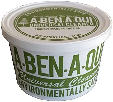Multi-Surface Cleaner: A-Ben-A-Qui Universal Cleaner