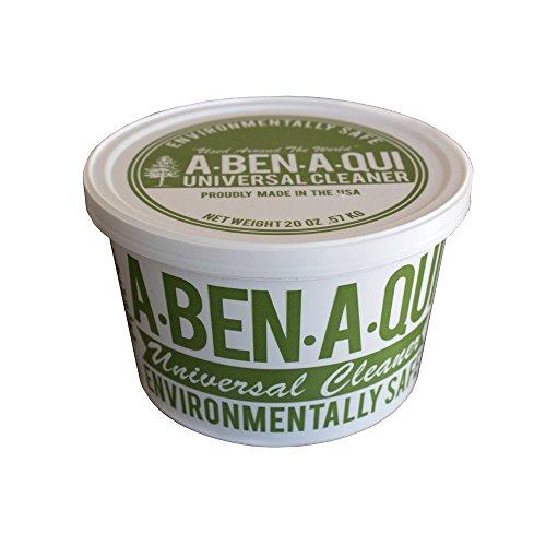 A-Ben-A-Qui 20oz – All Purpose Environmentally Safe Cleaning Paste
