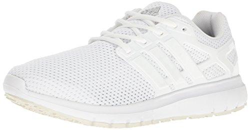 adidas Men's Energy Cloud Wtc m Running Shoe, White/White/White, 11 M US (Running Mens White Shoes)